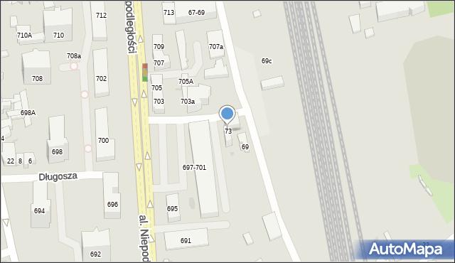 Sopot, 3 Maja, 73, mapa Sopotu