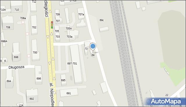 Sopot, 3 Maja, 75, mapa Sopotu