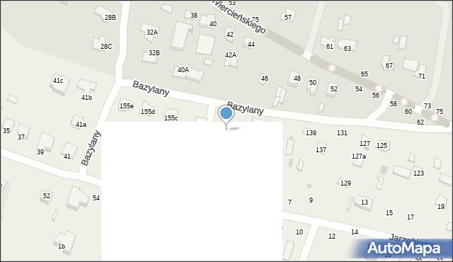 Pokrówka, Bazylany, 145, mapa Pokrówka