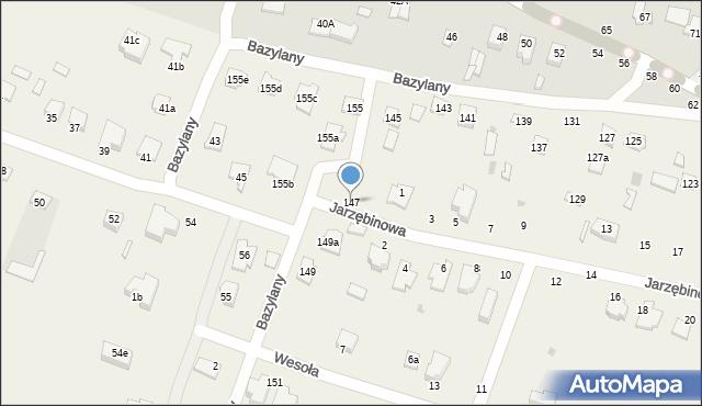 Pokrówka, Bazylany, 147, mapa Pokrówka