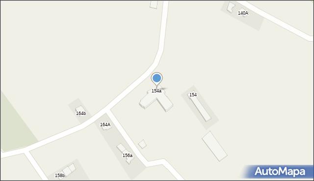 Bolestraszyce, Bolestraszyce, 154a, mapa Bolestraszyce