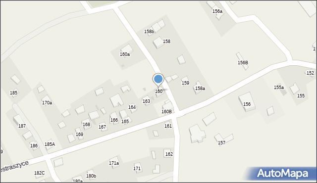 Bolestraszyce, Bolestraszyce, 160, mapa Bolestraszyce