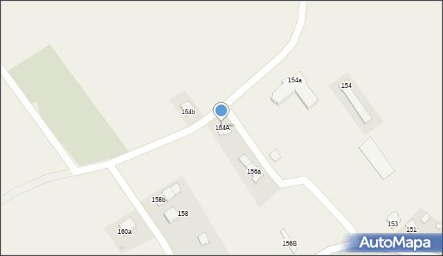 Bolestraszyce, Bolestraszyce, 164A, mapa Bolestraszyce