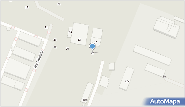 Toruń, Ceglana, 27, mapa Torunia