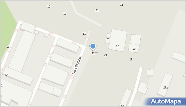 Toruń, Ceglana, 31, mapa Torunia