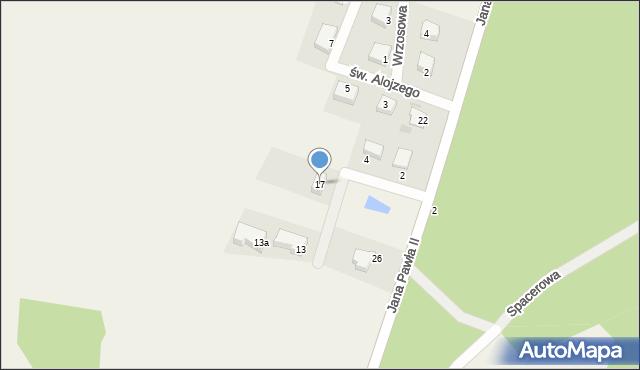 Sychowo, Dmowskiego Romana, 17, mapa Sychowo