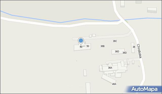 Ruda Śląska, Dolna, 50, mapa Rudy Śląskiej