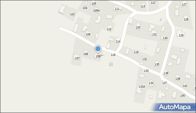 Duńkowiczki, Duńkowiczki, 109, mapa Duńkowiczki