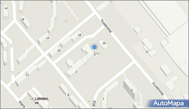 Grudziądz, Dywizjonu 303, 2, mapa Grudziądza
