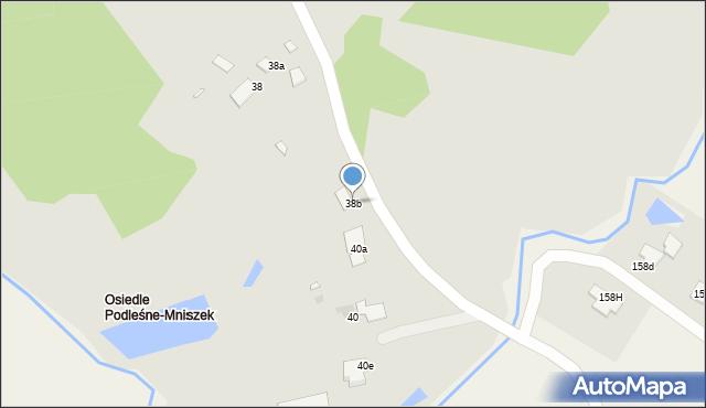 Grudziądz, Gierymskiego Aleksandra, 38b, mapa Grudziądza