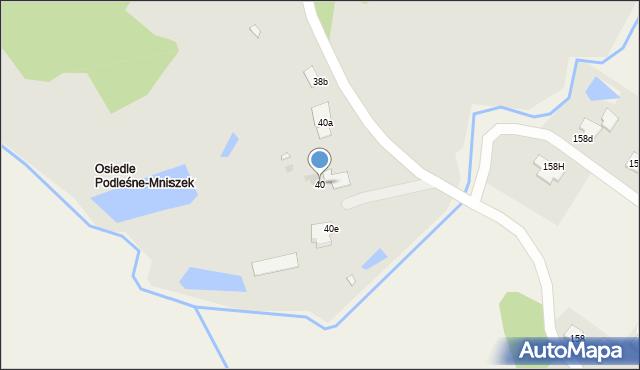 Grudziądz, Gierymskiego Aleksandra, 40, mapa Grudziądza