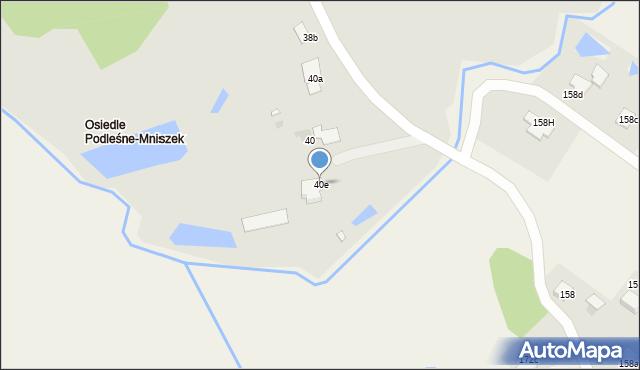 Grudziądz, Gierymskiego Aleksandra, 40e, mapa Grudziądza