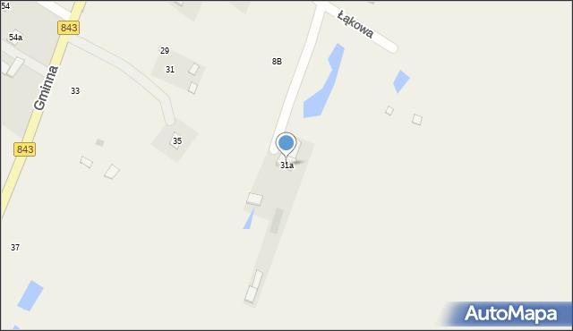 Pokrówka, Gminna, 31a, mapa Pokrówka