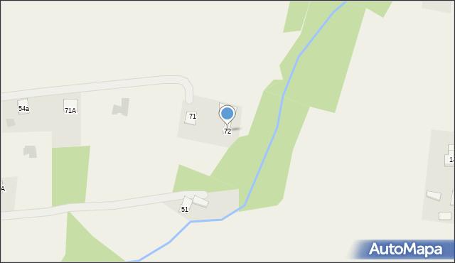 Hermanowa, Hermanowa, 72, mapa Hermanowa
