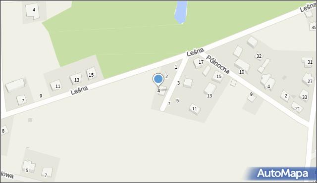 Kębłowo, Kasztelańska, 4, mapa Kębłowo