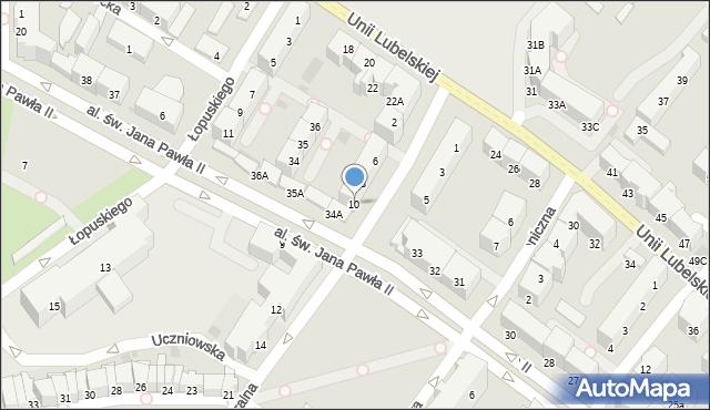 Kołobrzeg, Katedralna, 10, mapa Kołobrzegu