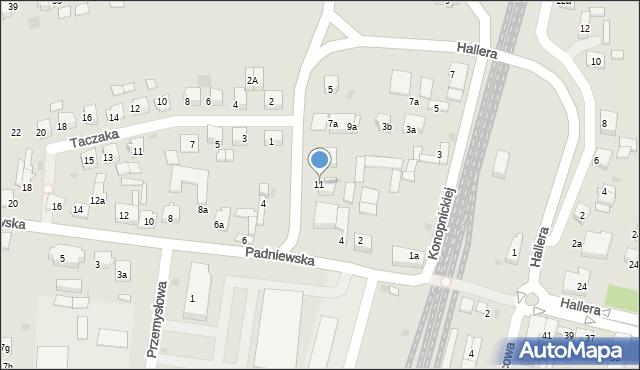 Mogilno, Kilińskiego Jana, płk., 11, mapa Mogilno