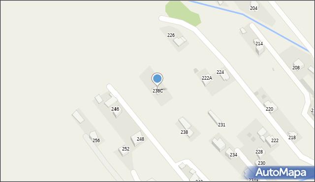 Chocznia, Kościuszki Tadeusza, gen., 238C, mapa Chocznia
