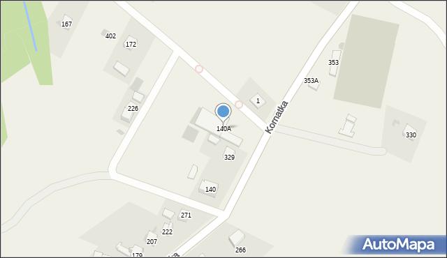 Kornatka, Kornatka, 140A, mapa Kornatka