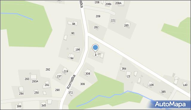 Kornatka, Kornatka, 4, mapa Kornatka