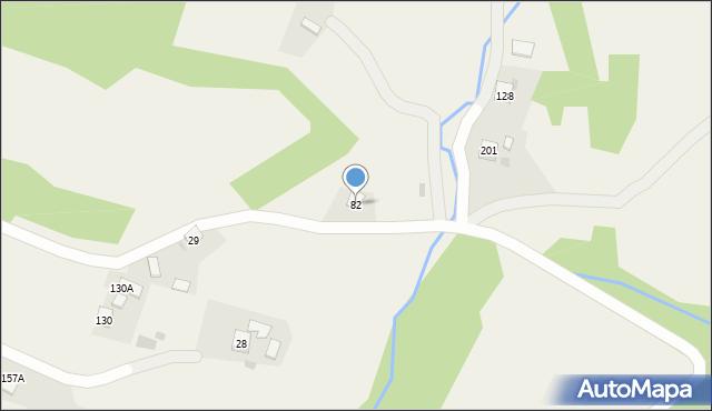 Kornatka, Kornatka, 82, mapa Kornatka