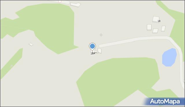 Gdynia, Łanowa, 18A, mapa Gdyni