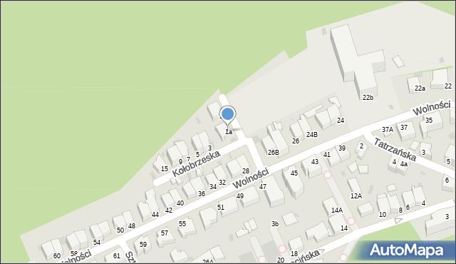 Gdynia, Lęborska, 26, mapa Gdyni