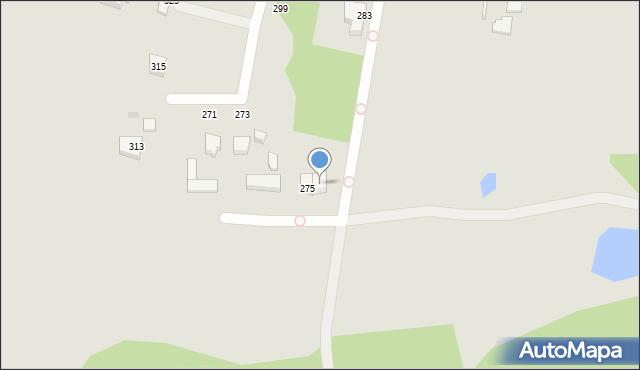 Gdynia, Małkowskiego Kazimierza, 277, mapa Gdyni