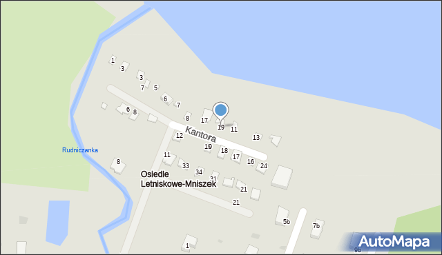 Grudziądz, Malczewskiego Jacka, 10, mapa Grudziądza
