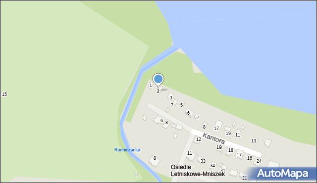 Grudziądz, Malczewskiego Jacka, 2, mapa Grudziądza