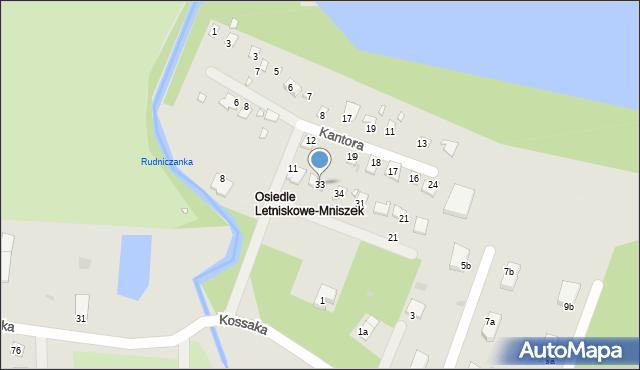 Grudziądz, Malczewskiego Jacka, 33, mapa Grudziądza