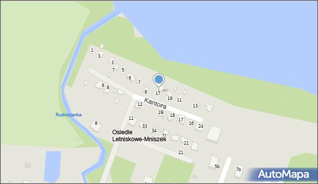 Grudziądz, Malczewskiego Jacka, 9, mapa Grudziądza