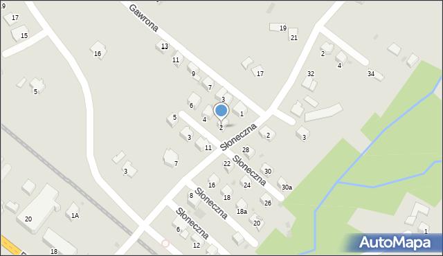 Limanowa, Mączeńskiego Zdzisława, 2, mapa Limanowa