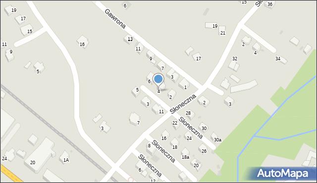 Limanowa, Mączeńskiego Zdzisława, 4, mapa Limanowa