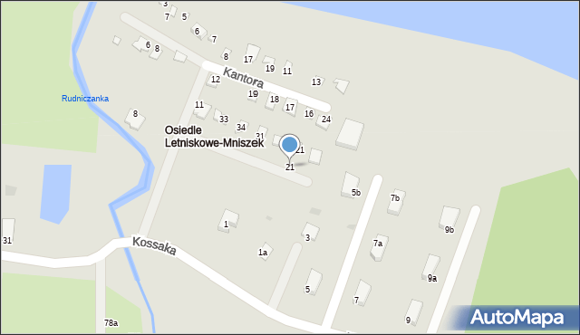 Grudziądz, Nacht-Samborskiego Artura, 21, mapa Grudziądza