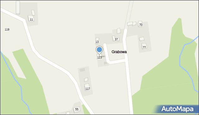 Nowa Wieś, Nowa Wieś, 123, mapa Nowa Wieś