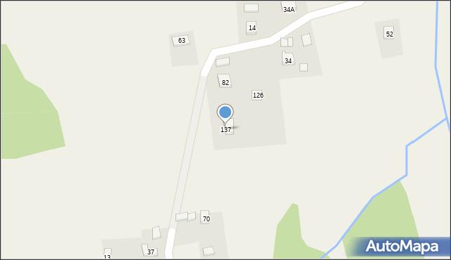 Nowa Wieś, Nowa Wieś, 137, mapa Nowa Wieś