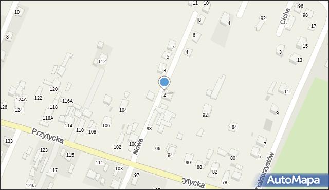 Wacyn, Nowa, 2, mapa Wacyn