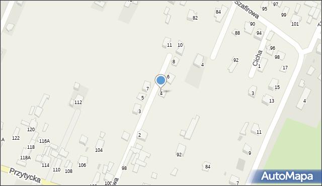 Wacyn, Nowa, 4, mapa Wacyn