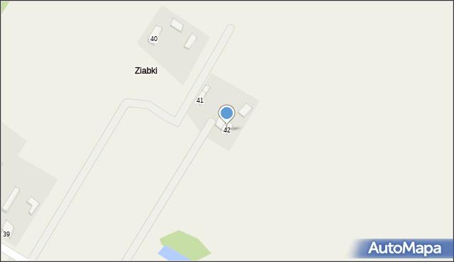 Ogrodzisko, Ogrodzisko, 42, mapa Ogrodzisko