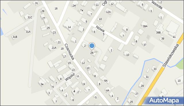 Piątnica Poduchowna, Ogrodowa, 2A, mapa Piątnica Poduchowna