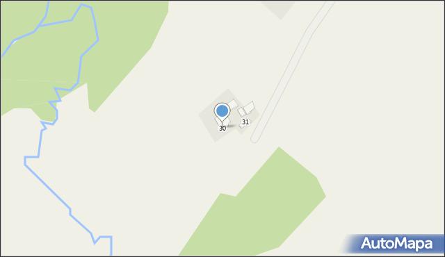 Frydrychowice, Osiedlowa, 30, mapa Frydrychowice
