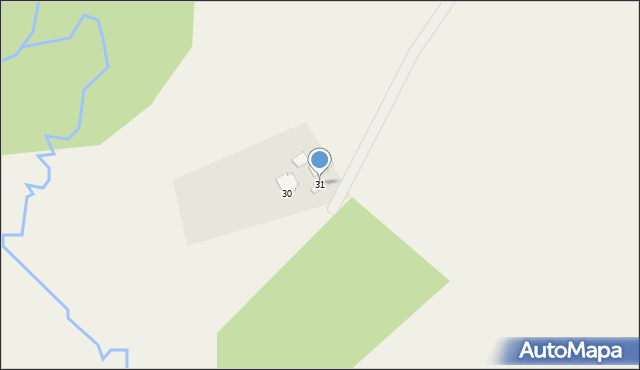 Frydrychowice, Osiedlowa, 31, mapa Frydrychowice