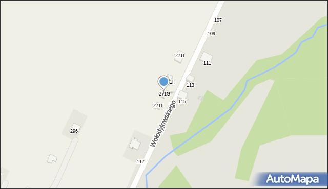 Ostrów, Ostrów, 271G, mapa Ostrów