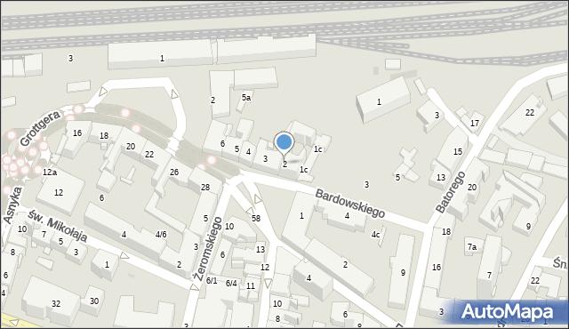 Rzeszów, Plac Kilińskiego Jana, płk., 2, mapa Rzeszów