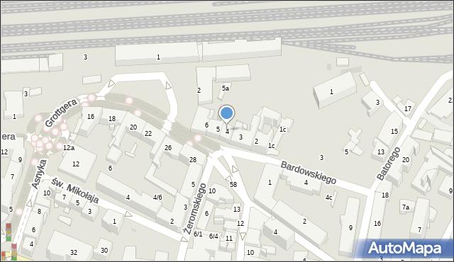 Rzeszów, Plac Kilińskiego Jana, płk., 4, mapa Rzeszów
