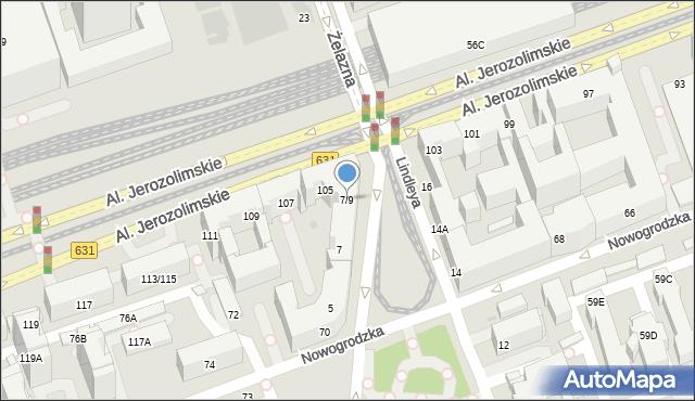 Warszawa, Plac Starynkiewicza Sokratesa, 7/9, mapa Warszawy