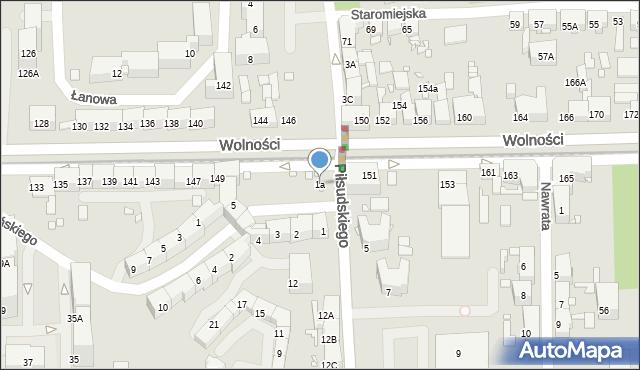 Zabrze, Plac Słowiański, 1a, mapa Zabrza