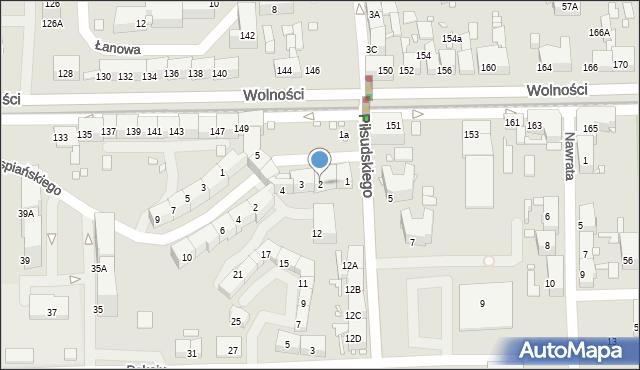 Zabrze, Plac Słowiański, 2, mapa Zabrza