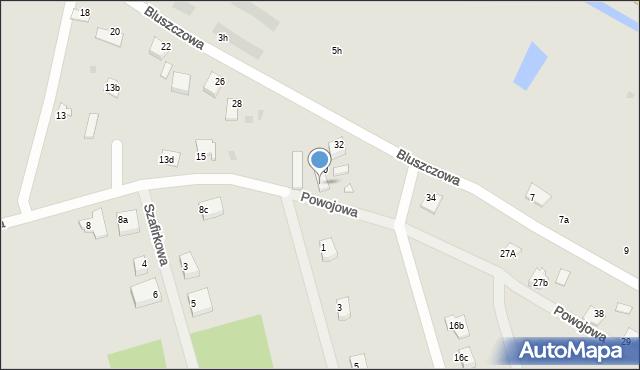 Grudziądz, Powojowa, 29, mapa Grudziądza